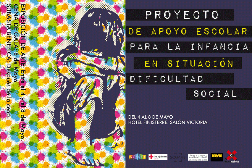 cartel-apoyo-infancia-milicia-grafica
